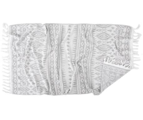 Kopalniška brisača Lena Grey 90x170 cm