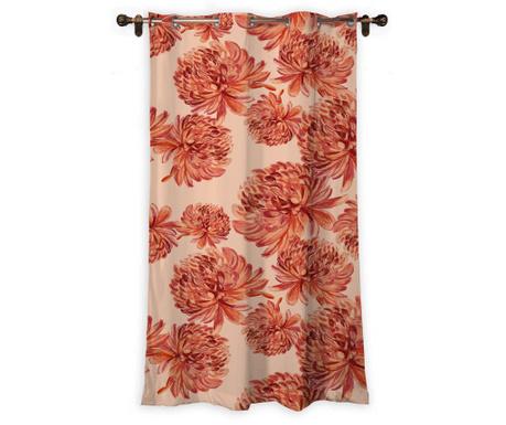 Závěs Flowers 140x260 cm