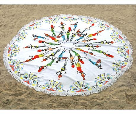 Brisača za plažo African 150 cm