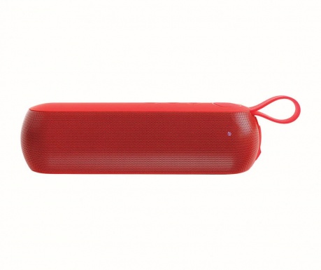 Prenosni Bluetooth zvočnik Clippy Red