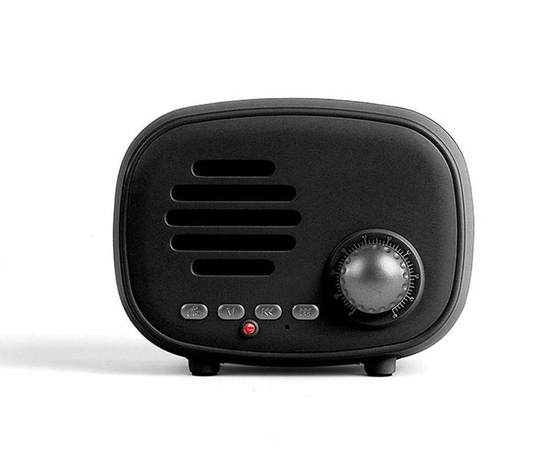 Radio Black Hordozható hangszóró Bluetooth-tal