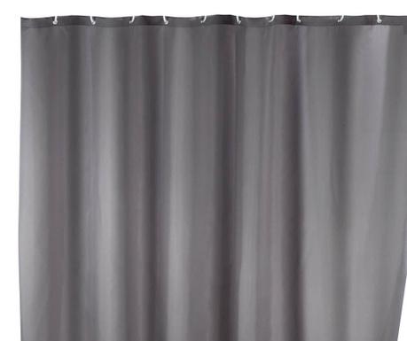 Zasłona prysznicowa Fresh Grey 180x200 cm
