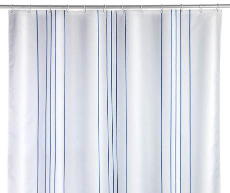 Κουρτίνα ντους Vertical Stripes 180x200 cm