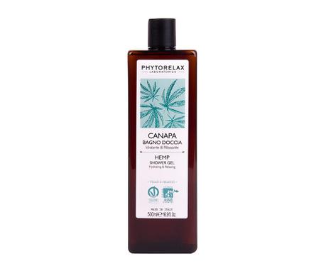 sprchový gel Phytorelax Canapa 500 ml