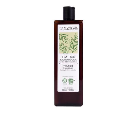 sprchový gel Phytorelax Tea Tree 500 ml
