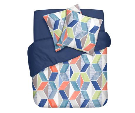 Спален комплект King Marais Blue