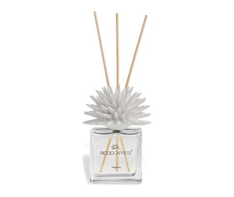 Pokojový parfémový difuzér a tyčinky Riccio White Azzura 100 ml