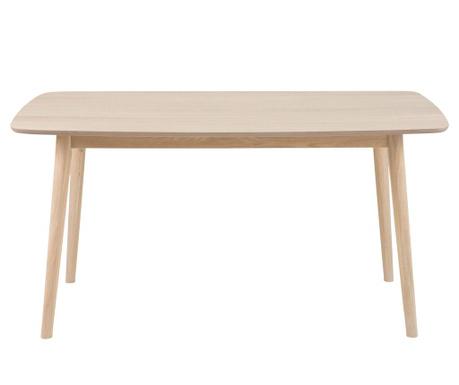 Stôl Nagano Brown