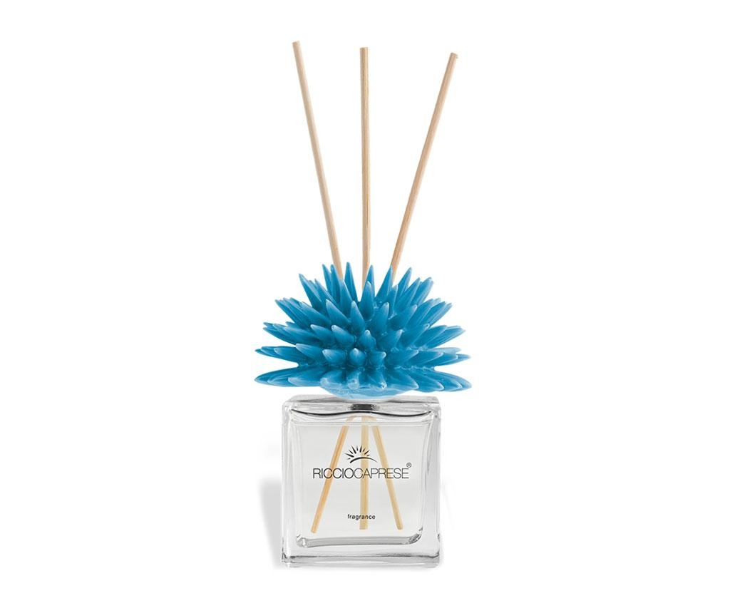 Difuzor cu parfum de camera si betisoare Riccio Blue Femminello 100 ml