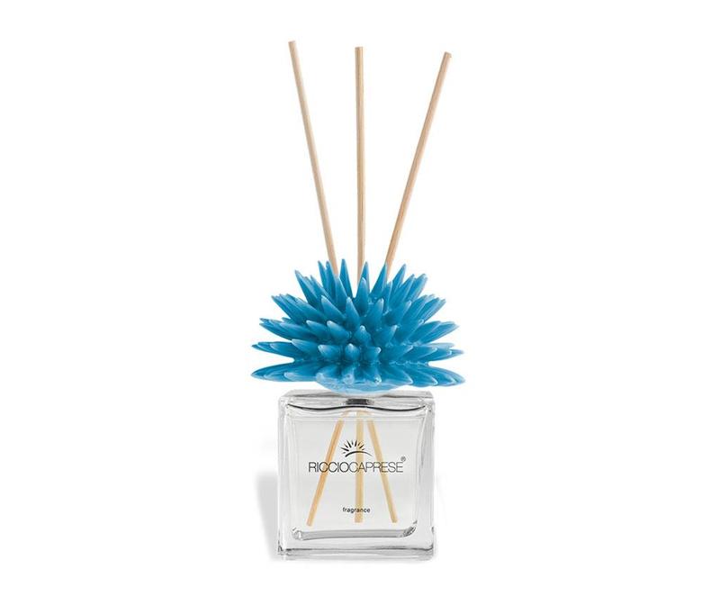 Pokojový parfémový difuzér a tyčinky Riccio Blue Femminello 100 ml