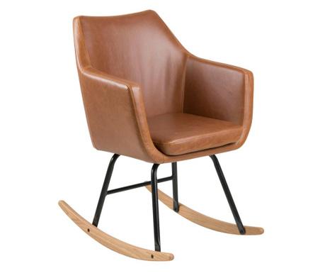 Houpací židle Nora