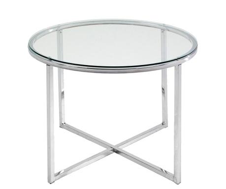 Konferenčný stolík Cross Style Round