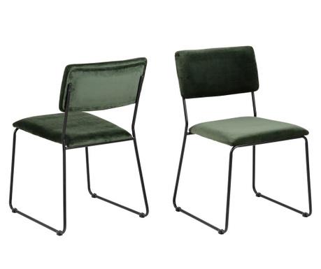 Sada 2 židlí Cornelia Vic