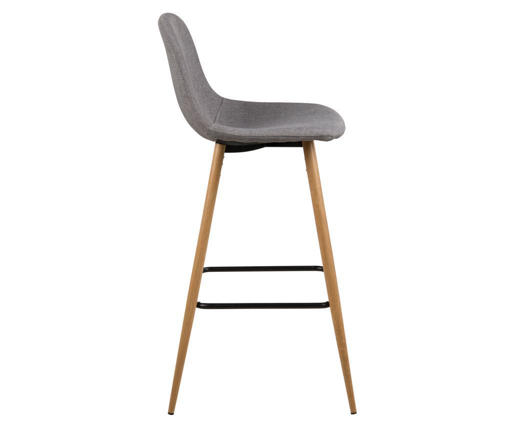 Set 2 barske stolice Wilma
