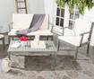 Set masa 2 scaune si banca pentru exterior Monaco