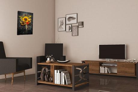 Nábytek DIY  a obrazy