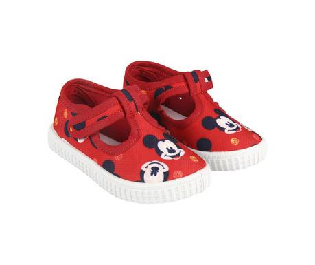 Otroški športni čevlji Mickey Red 25