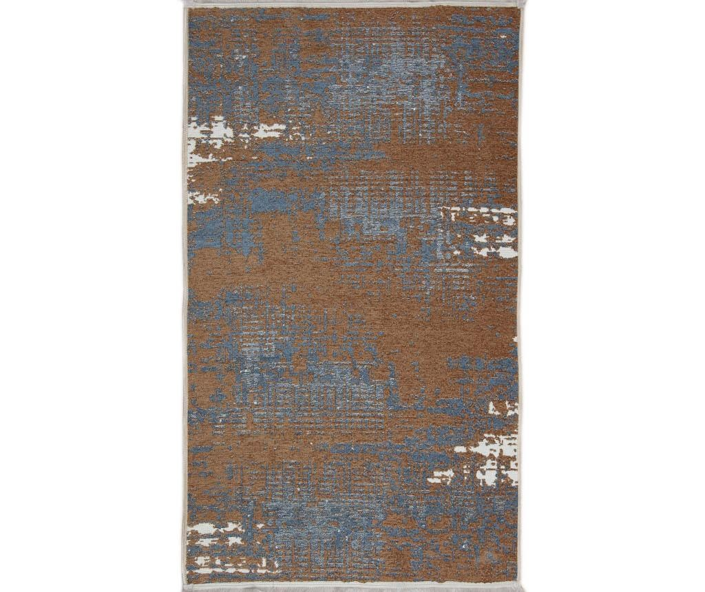Tepih Blur Beige Blue 115x180 cm