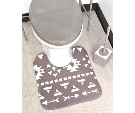 Předložka do koupelny Aztec 45x50 cm
