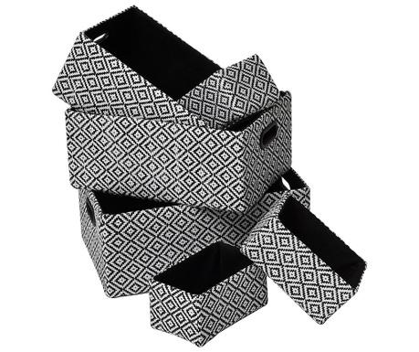 Комплект 6 коша Pattern