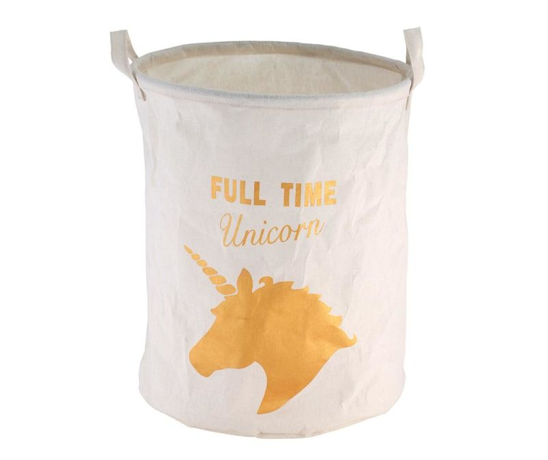 Košara za rublje Full Time Unicorn