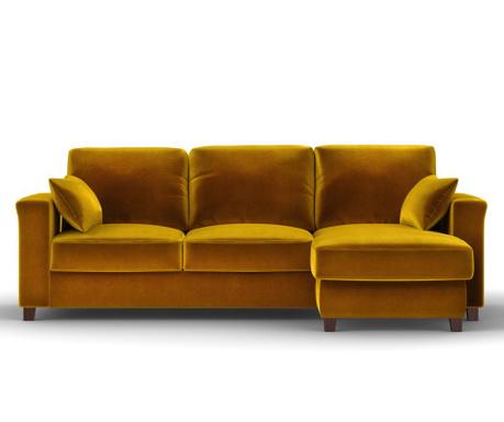 Coltar extensibil dreapta Relax Gold