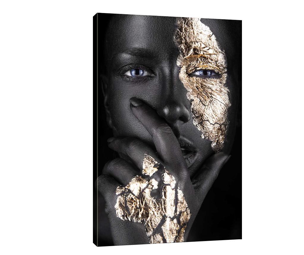 Golden Style Kép 50x70 cm
