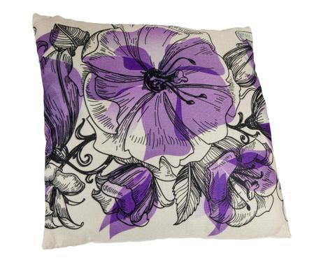 Ukrasni jastuk Floralis Purple 45x45 cm