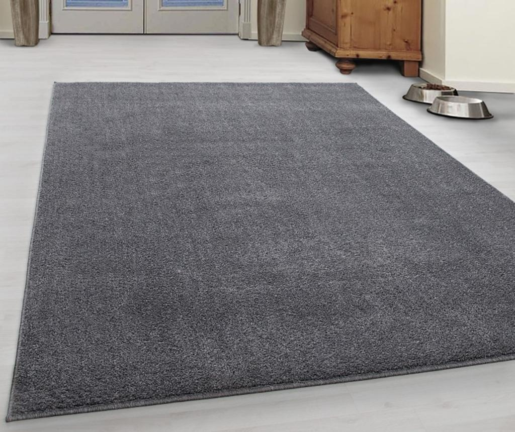 Koberec Ata Light Grey 80x150 cm