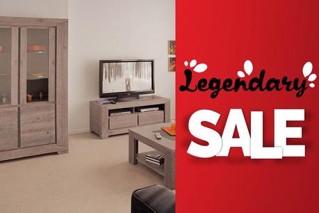 Legendary Sale: Mobilier