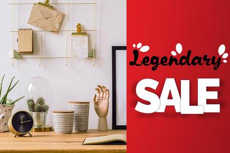 Legendary Sale: Decoratiuni