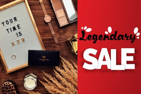 Legendary Sale:  Лайфстайл