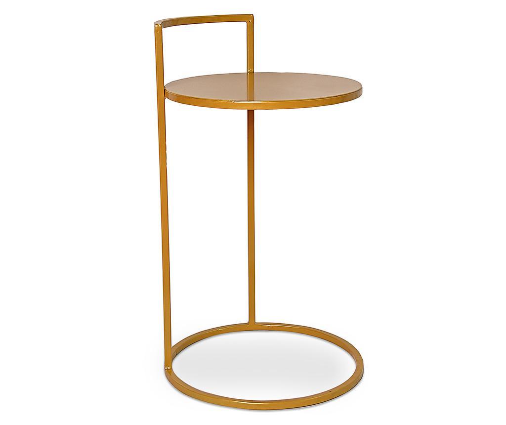 Glam Gold Asztalka