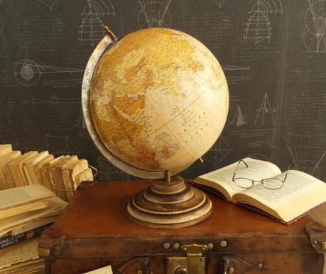 Decoratiune Globe Old Style