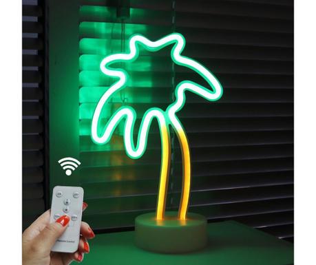 Nočna svetilka Palm Neon
