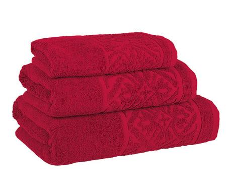 Кърпа за баня Porto Red