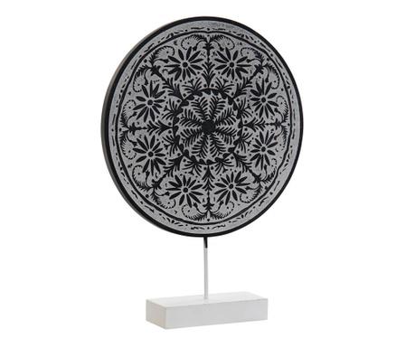Dekorácia White Mandala