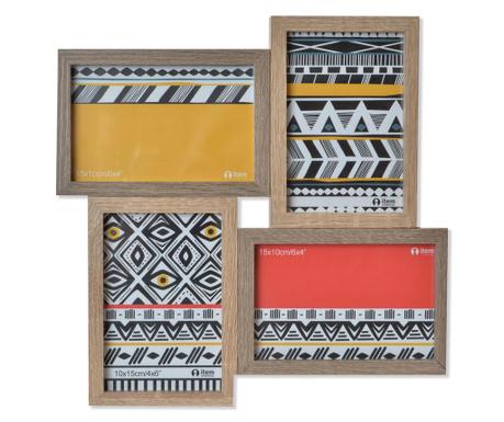 Okvir za slike Multicolored African
