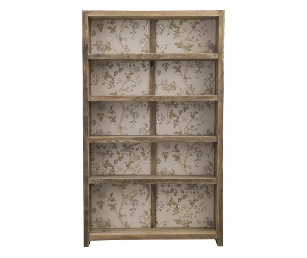 Knjižni regal Carry Large Natural Wood