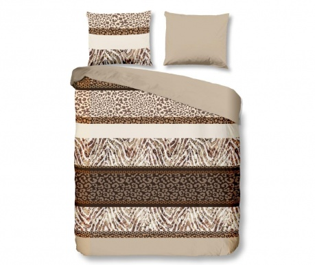 Posteljnina King Safari Taupe