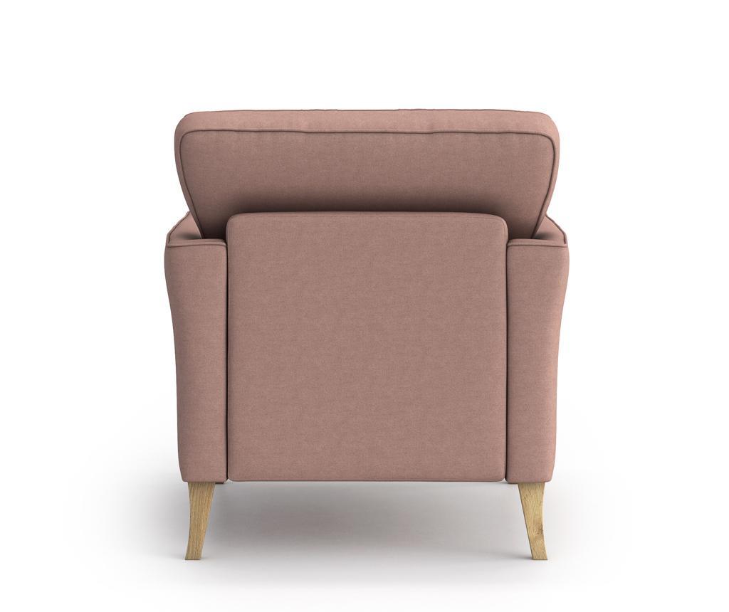 Juliett Powder pink Fotel