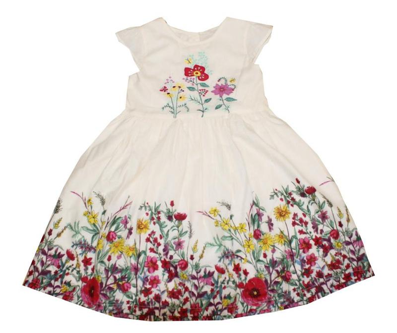 Otroška obleka Emby 4-5 let