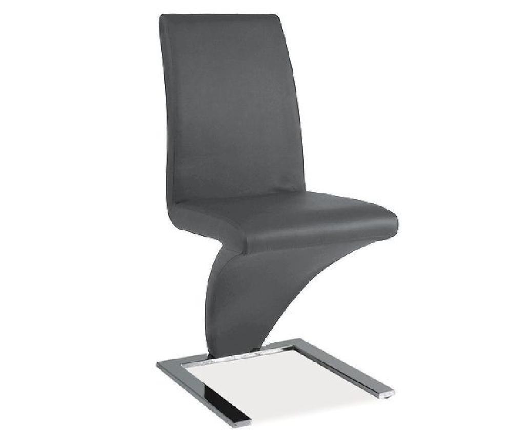 Stolica Bialy Grey