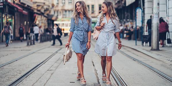 Letný outfit