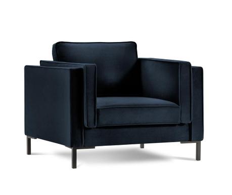 Fotelj Luis Dark Blue