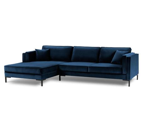 Leva sedežna garnitura Luis Royal Blue