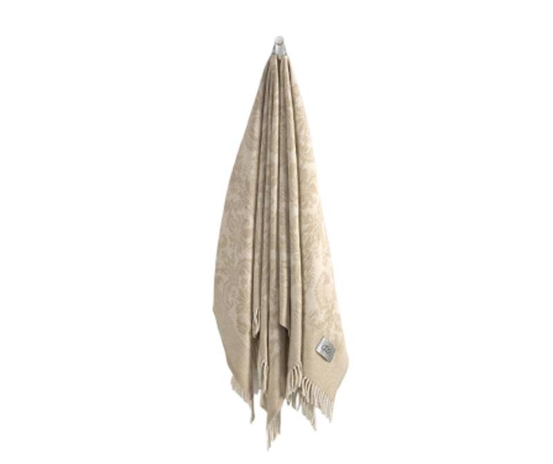Priročna odeja Rita Champagne 130x170 cm