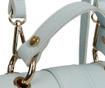 Torbica Exclusive White & Turquoise