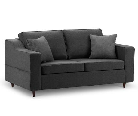 Sofa dvosjed Narcisse Anthracite