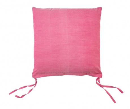 Възглавница за седалка Kate Pink 40x40 см